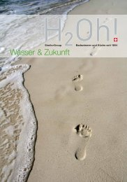 H2Oh! Wasser & Zukunft. 1/2010 - Similor