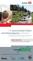 Flyer Nationalparks_apu - Nationalpark Hainich