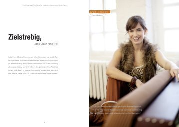 PDF Download Interview Isabell Horn - IDEAL! Interview Magazin