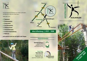 Infos & Buchung & 07571 - 72030