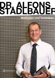 Seminarprogramm (PDF) - Dr. Alfons Stadlbauer