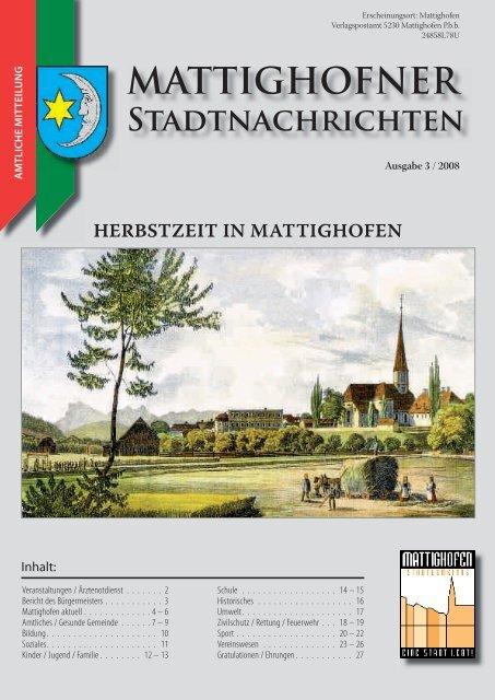 Stadt Mattighofen - Startseite