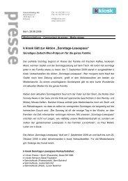 Medienmitteilung (PDF, 48 KB) - Valora