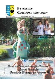Datei herunterladen - .PDF - Weyregg am Attersee