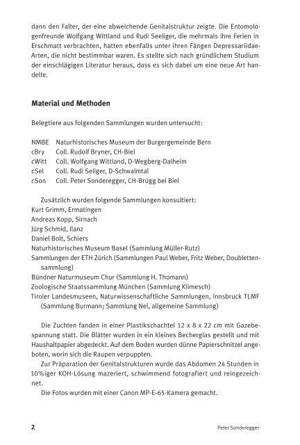 PDF auf nmbe.ch - Naturhistorisches Museum Bern
