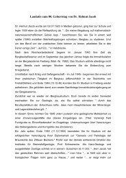 Laudatio Zum 80 Geburtstag Im Arzteblatt Thuringen