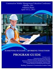 To Download the Complete Brochure Click Here - Cmcef.com