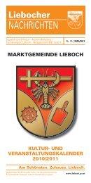NachrichteN - Lieboch