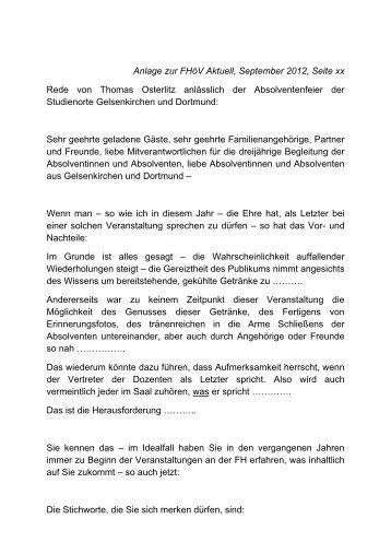 Anlage zur FHöV Aktuell, September 2012, Seite xx ... - FHöV NRW