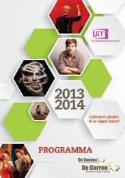 Programma GC De Corren - 2011-2012 - Steenokkerzeel