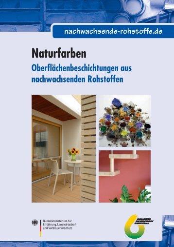 Fachagentur nachwachsende Rohstoffe - Naturbau Niederrhein