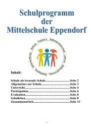 2. Zusammenarbeit mit den Schülern - Mittelschule Eppendorf