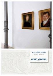 Hesse Newman Pressespiegel - ECOreporter.de