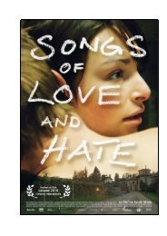 Songs of Love and Hate - Theater am Rand