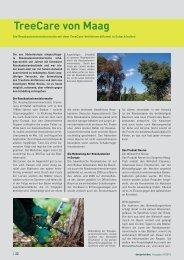 TreeCare von Maag (PDF, 1.7 MB) - Maag Profi