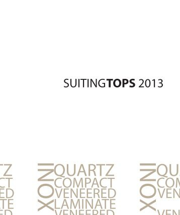 Loungekonzept_Suitingtops Collection