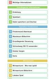 1 Wichtige Informationen Grundlegende Informationen 2 Einleitung ...