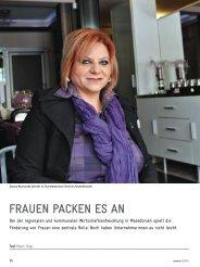 Akzente Frauen packen es an (2/2012) - GIZ