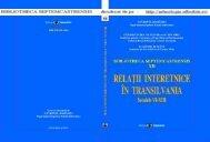 Full text .pdf format - Institutul pentru cercetarea şi valorificarea ...