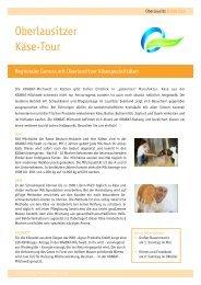 Oberlausitzer Käse-Tour