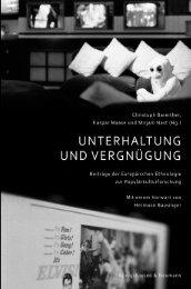 Download: Cover, Inhalt und das Vorwort von Hermann Bausinger.