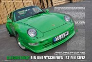 Bericht 993 Clubsport - AP Car Design