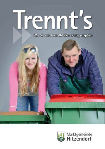 Trennt''s - Hitzendorf
