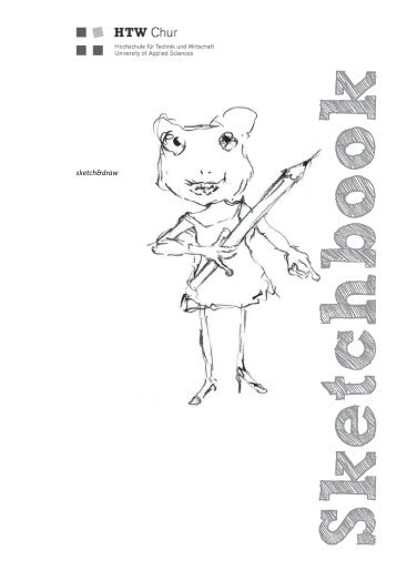 Sketchbook - Carlotta Pen