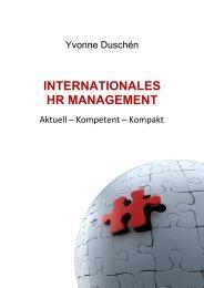 INTERNATIONALES HR MANAGEMENT - GO-FOR-HR