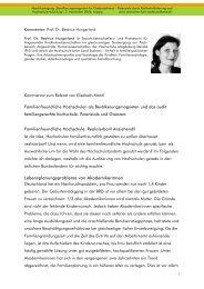 Lebensplanungsprobleme von Akademikerinnen - Menschen-fuer ...