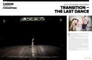 TransiTion – The lasT dance - Profifoto