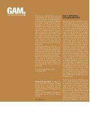 graz architecture magazine04 - GAM - Graz University of Technology