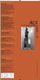 Juli 2005 - ACC Weimar