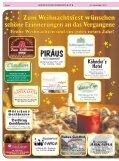 rasteder rundschau, Sonder-Ausgabe Weihnachten 2011 - Seite 6