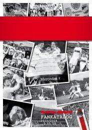 Fankatalog 2013/2014 - Shop - VfB Stuttgart