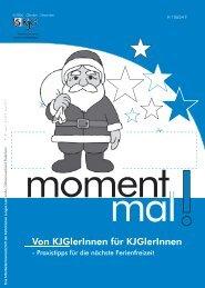 moment mal! - KJG Diözesanverband Paderborn