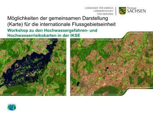2. - bei der Internationalen Kommission zum Schutz der Elbe