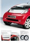 Zubehörprogramm - Mitsubishi i-Miev - Page 2