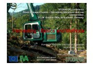 Harvesting - Basics and Methods - Ctba