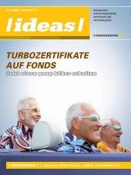 turbozertifikate auf fonds - Commerzbank - Commerzbank AG