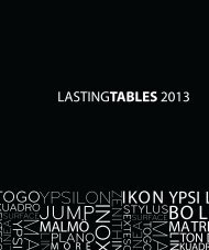 Loungekonzept_Lastingtables Collection
