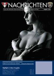 Heft 1/2013 - beim VÖAV