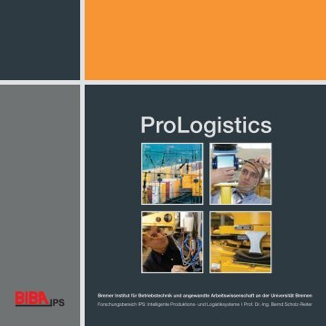 ProLogistics - Biba - Universität Bremen