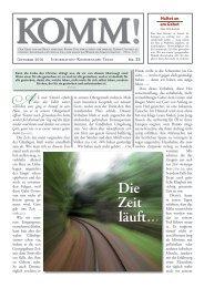KOMM! - Dr. Lothar Gassmann
