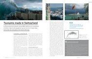 Tsunamis made in Switzerland - marina.ch - das nautische Magazin ...