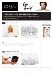 Download PDF - L'Oréal Paris lounge