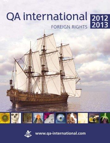 THE VISUAL DICTIONARY - QA International