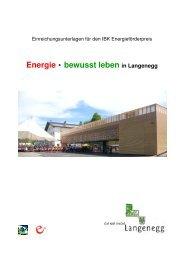 Infos Energie-Bewusst-Leben Langenegg - e5-Salzburg