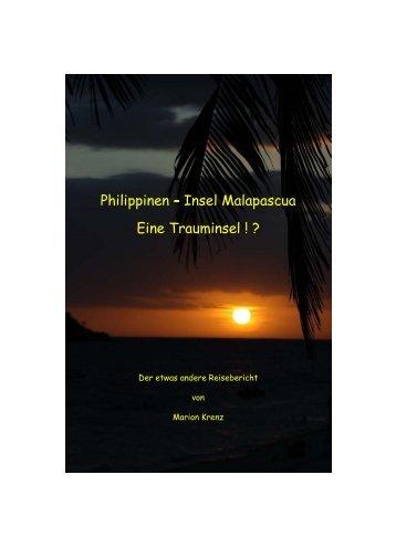 Philippinen Insel Malapascua Eine Trauminsel - Urlaub neu erleben