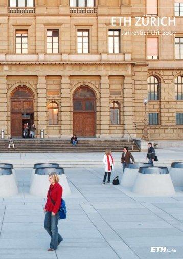 pdf, 1.7mb - ETH - Finanzen und Controlling - ETH Zürich